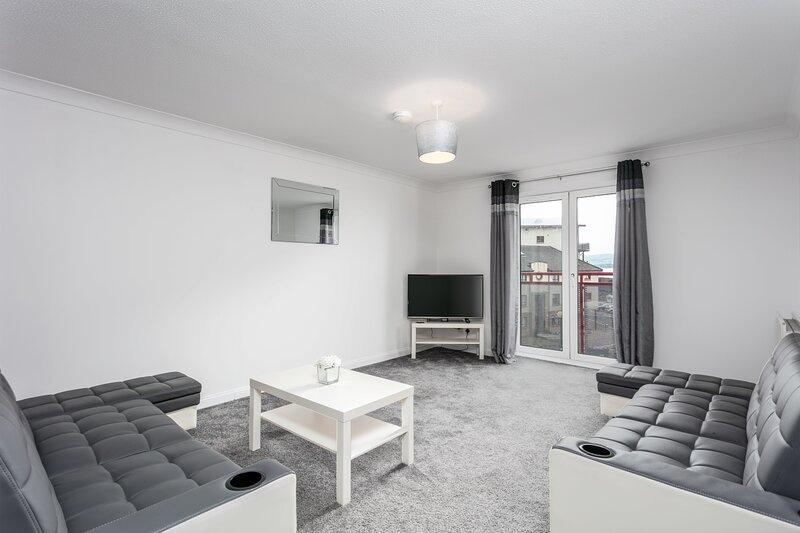 Isla Retreat - Donnini Apartments, location de vacances à Alloway
