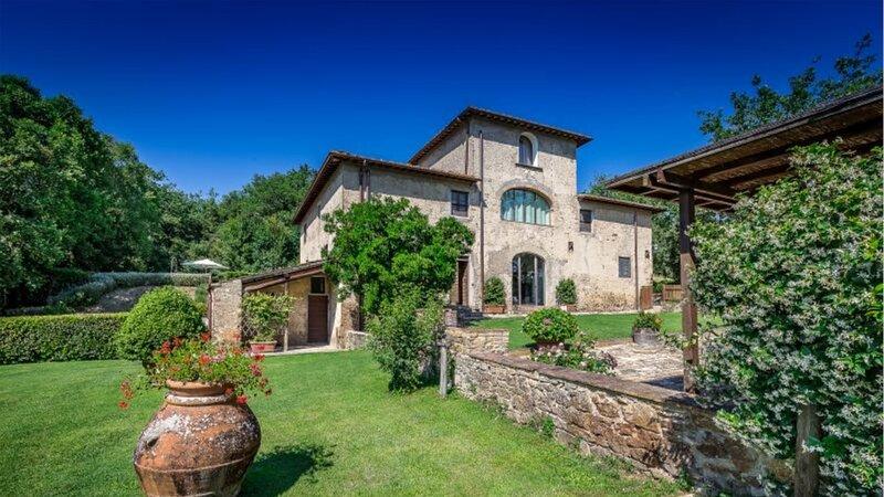 Villa Zobi - Zobi, location de vacances à Badia a Passignano