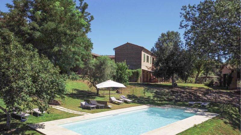 Castelrotto, Ferienwohnung in Buonconvento