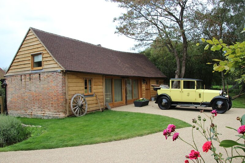 Darling Buds of May Farm - Cart Lodge, location de vacances à Headcorn