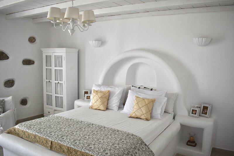 Blue Eye Apartment at Mykonos, holiday rental in Kalafatis