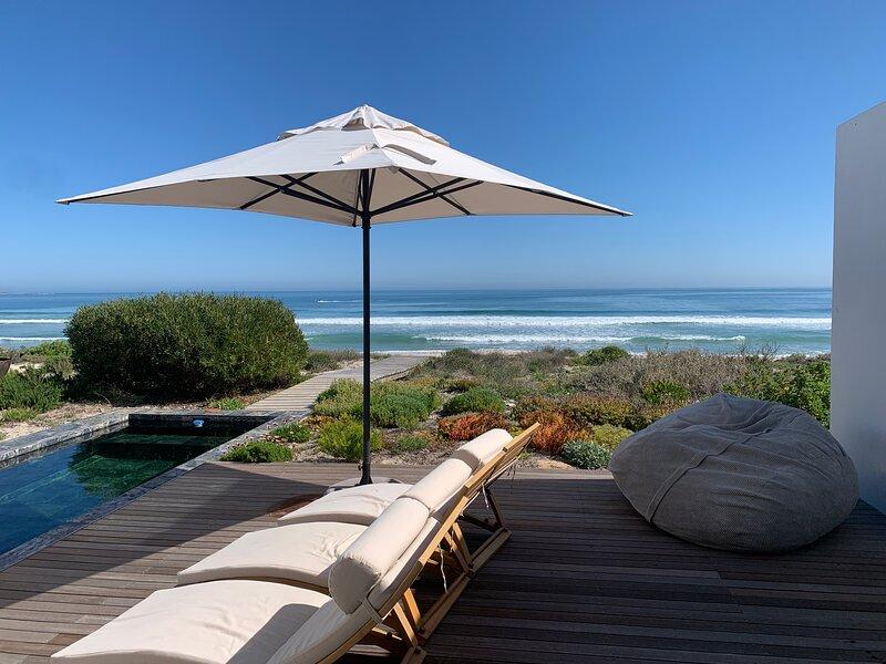 Incredible luxurious beach villa - 9.onthebeach, location de vacances à Velddrif