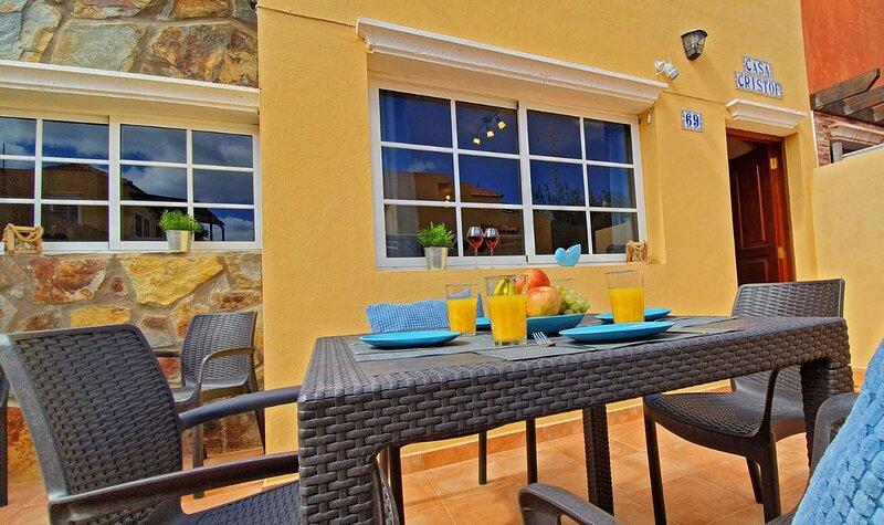 Casa Kristof, holiday rental in La Lajita