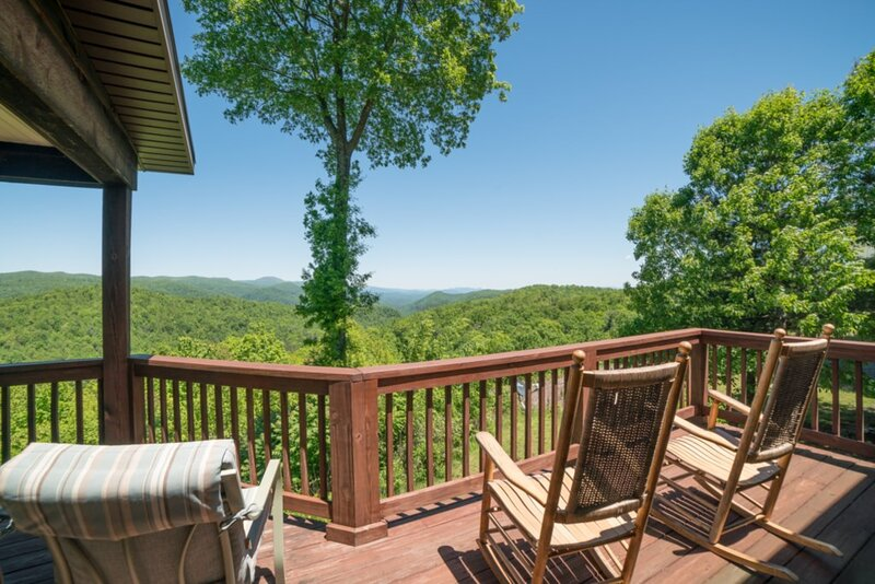 The GORGEous View, holiday rental in Saluda