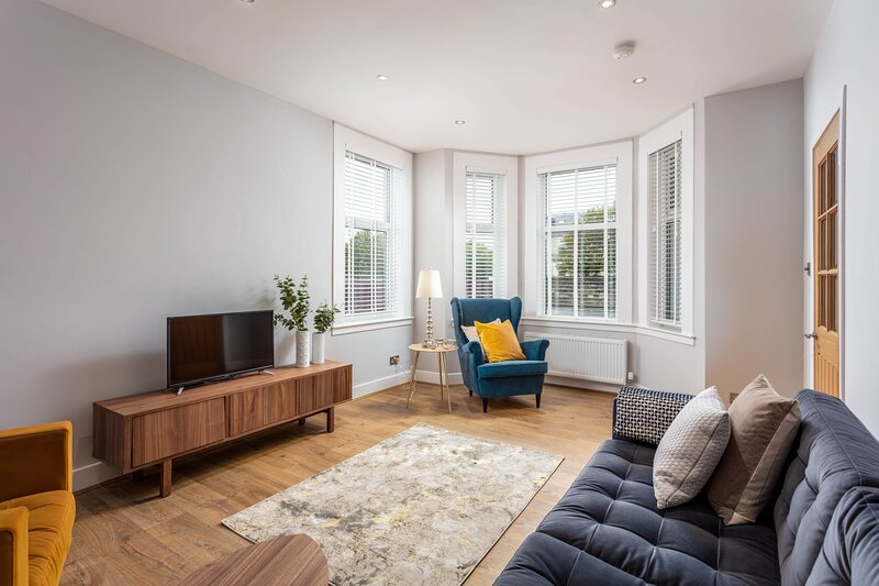 Seafield House - Donnini Apartments, location de vacances à Alloway
