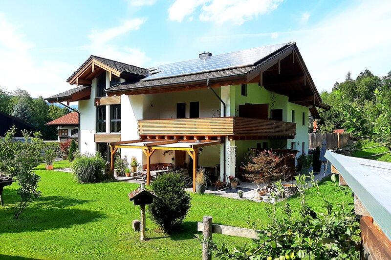 Altes-Tradenlehen Ferienwohnung Mankei, location de vacances à Hallein