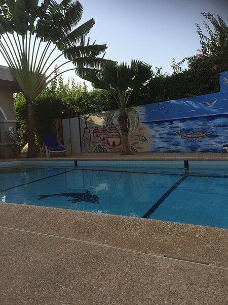 Keur Zoizo;so lovely villa 6pers piscine privée, alquiler vacacional en Senegal
