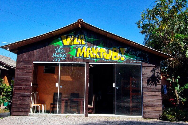Casa Hostel - Vila Maktub, location de vacances à Barra de Ibiraquera