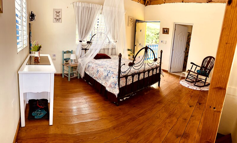 Un espacio ideal para entrar en contacto con la naturaleza y contigo mismo., holiday rental in San Cristobal