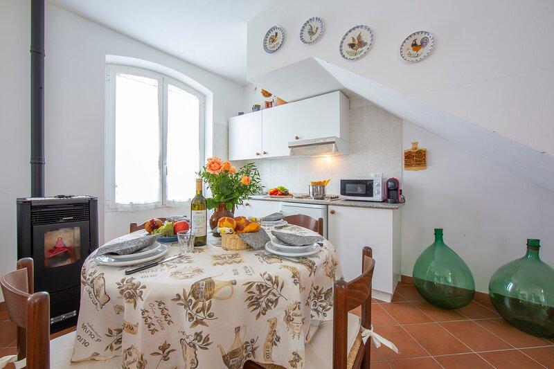 Appartamento Geraneo, holiday rental in Cantone