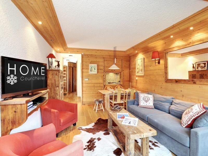Superbe appartement ! Skis aux pieds ! Exposition Sud !, holiday rental in Saint-Bon-Tarentaise