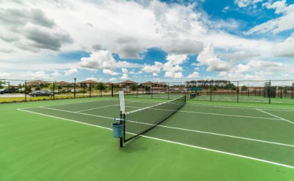 tennis on the Championsgate community