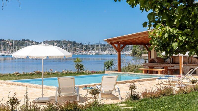 Kontokali Bay Villa, holiday rental in Kontokali