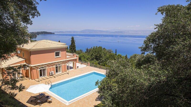 Villa Achilleion, holiday rental in Achilleio