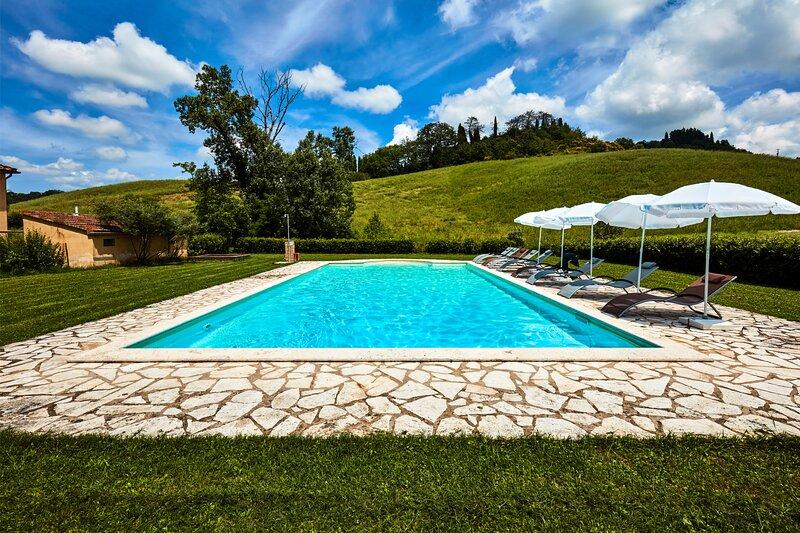 Villa Giunone, vacation rental in Ghizzano