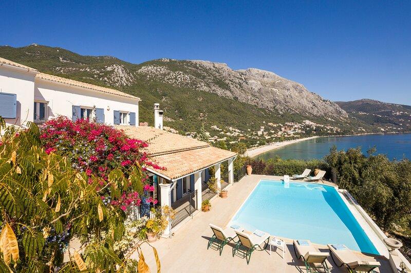Villa Geneva, holiday rental in Barbati