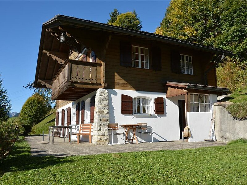 La Ruche, Chalet, vacation rental in Charmey