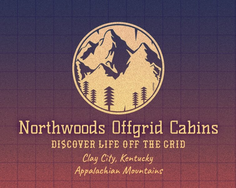 Northwoods Offgrid Cabins - Discover Living Off the Grid in the Appalachians, alquiler de vacaciones en Irvine