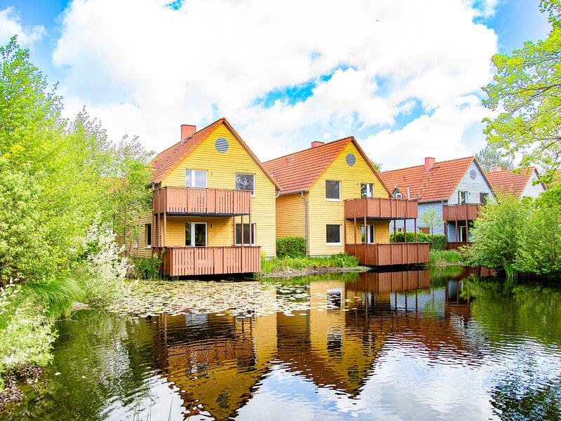 BEECH Resort Fleesensee, holiday rental in Silz