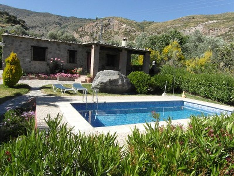 Holidayhome With Private Pool Orgiva, Alpujarras, holiday rental in Carataunas