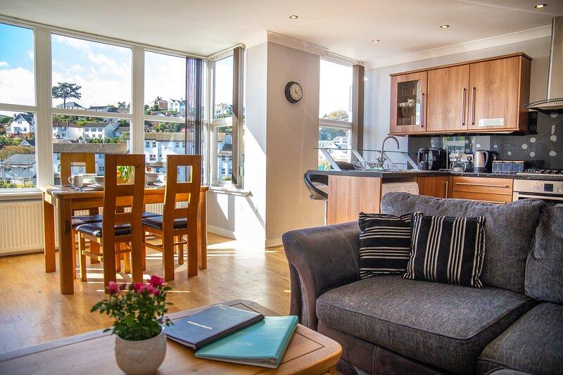 High Gables - Apartment Three, location de vacances à Paignton