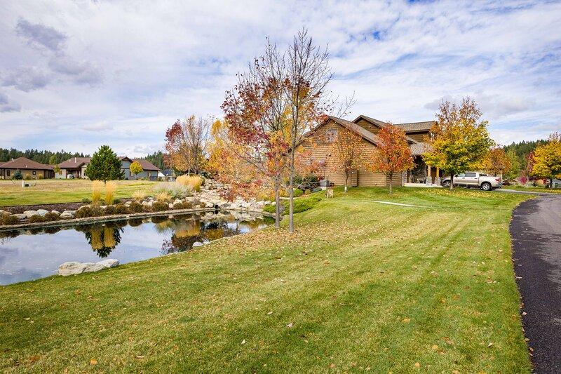 Bigfork - Mill Creek Retreat, location de vacances à Bigfork