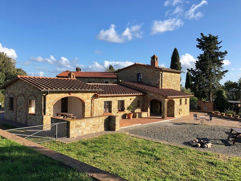 ferienhaustoskana.ch, location de vacances à Monteverdi Marittimo