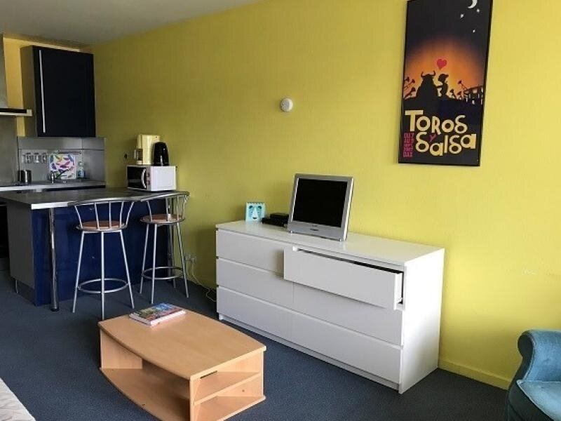 Studio  4  personnes, résidence Pene Medaà, location de vacances à Gourette