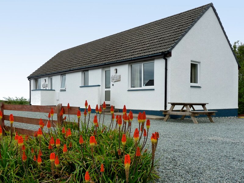 Alan's House, holiday rental in Kilmaluag