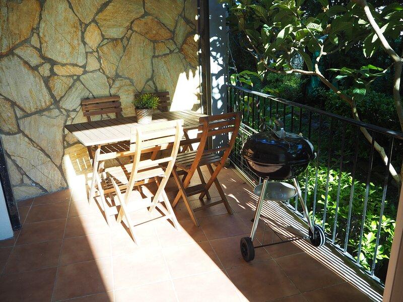 Apartament al costat de la platja amb pk i jardí, holiday rental in Platja d'Aro