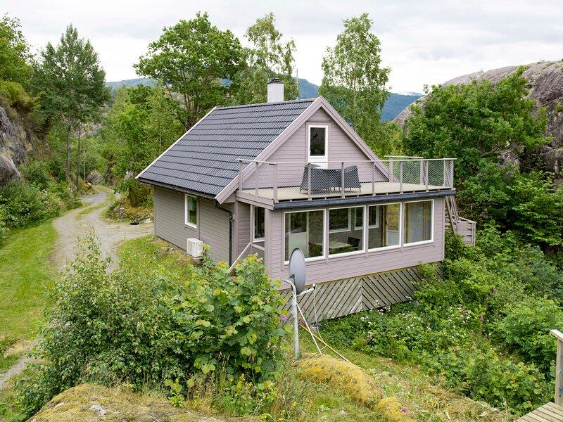 Åkrafjorden (FJH340), location de vacances à Fjaera