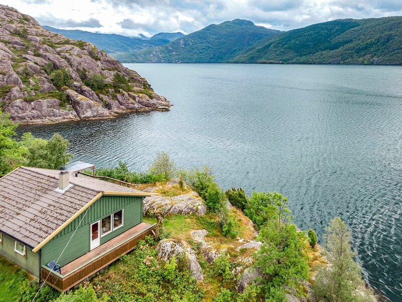 Støo (FJH341), holiday rental in Vindafjord Municipality