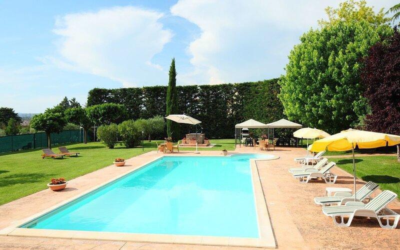 Villa il Pozzo, vacation rental in Bettona