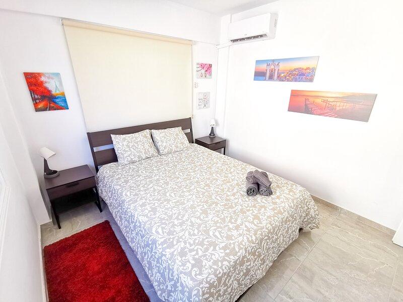 Bella Ciao Beach Apartment - 2,3 (2bdr) – semesterbostad i Livadia