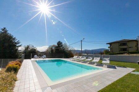 Villa Il Gelsomino Bellavista, holiday rental in Caravate