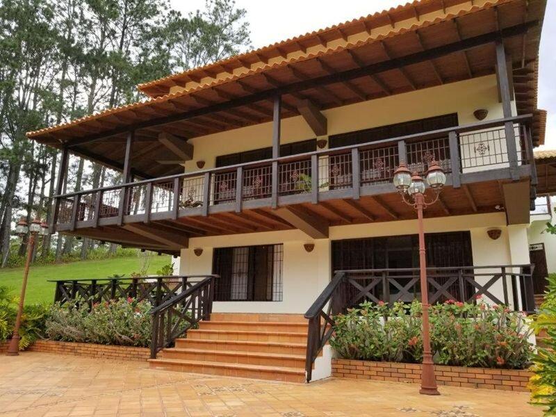 La Villa Del Encanto, holiday rental in Jarabacoa