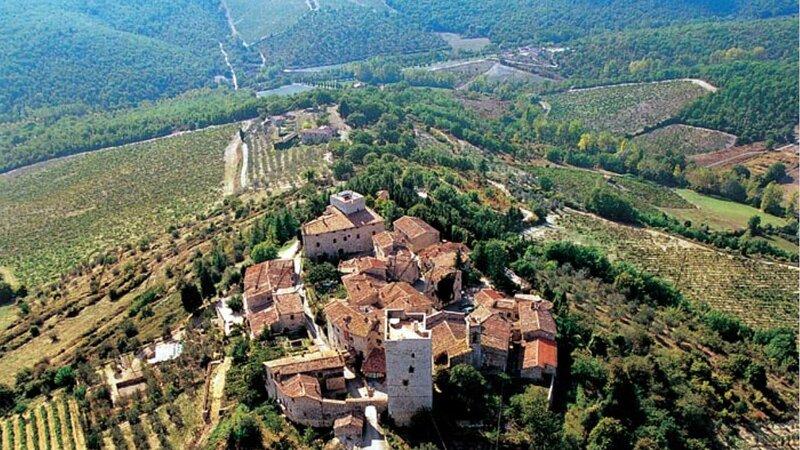 Canonica, holiday rental in Gaiole in Chianti