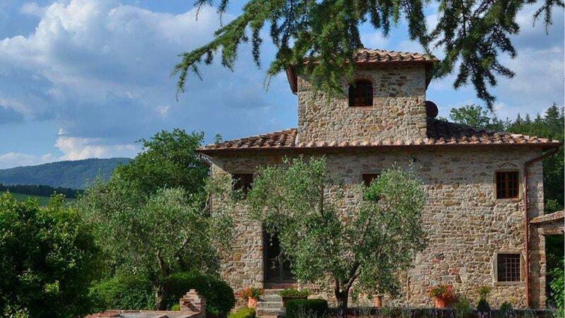 Caciaia, holiday rental in Gaiole in Chianti