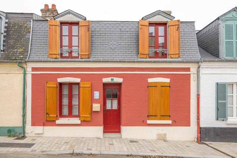 Spinelle - Maison 3 chambres avec jardin - plage à 100 m, casa vacanza a Favieres