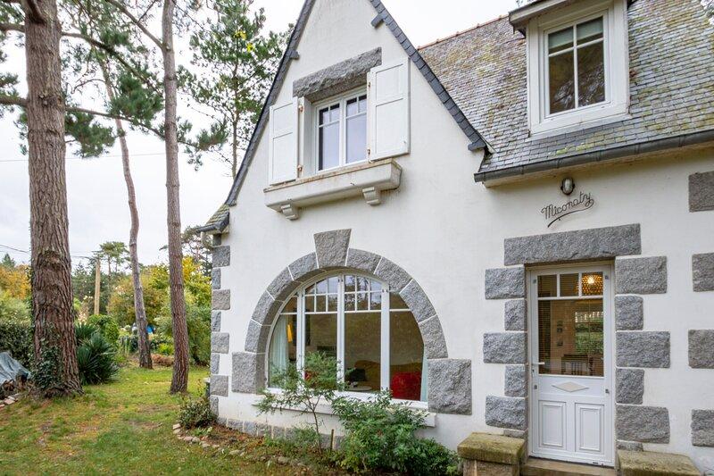 Ti Maen - Maison bretonne avec jardin - plage à 10 minutes - Fréhel, casa vacanza a Pleherel-Plage-Vieux-Bourg