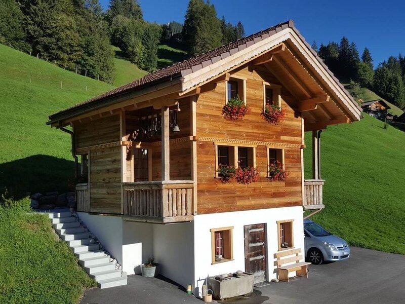 Chalet Wäschhüsi, vacation rental in Achsete