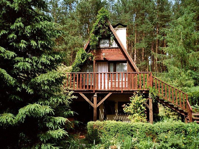 Borek Sulęcki 2, location de vacances à Parchowo
