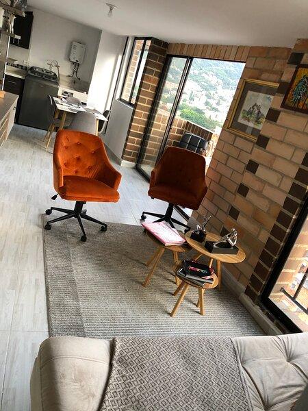Hermoso apartamento con vista a la ciudad., holiday rental in San Jeronimo