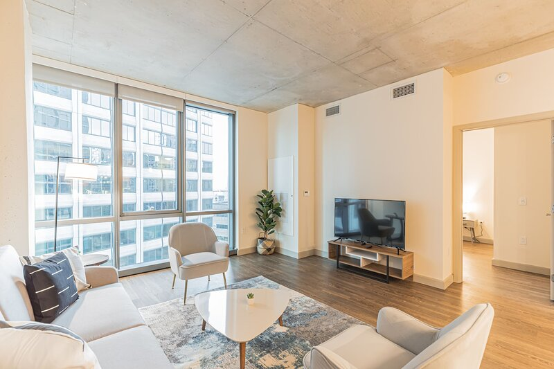 Modern 1BR with Pool and  Gym in Philly, holiday rental in Bala Cynwyd