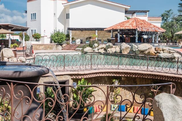 Tropical Villa + Pool + Bar, holiday rental in La Joya