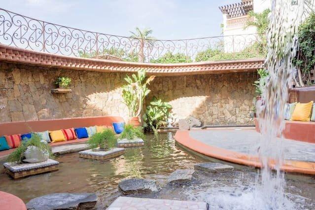 Relaxing Villa + Pool + Golf, holiday rental in La Joya