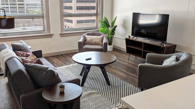Luxury 1BR Loft in Downtown Wichita, holiday rental in Sedgwick