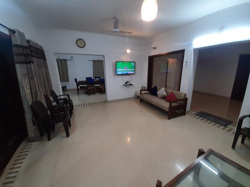 Golfview Villa, holiday rental in Gujarat