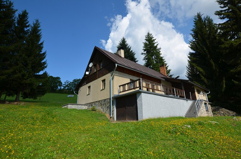 Mountain Chalet Hoja 1, holiday rental in Vitkovice