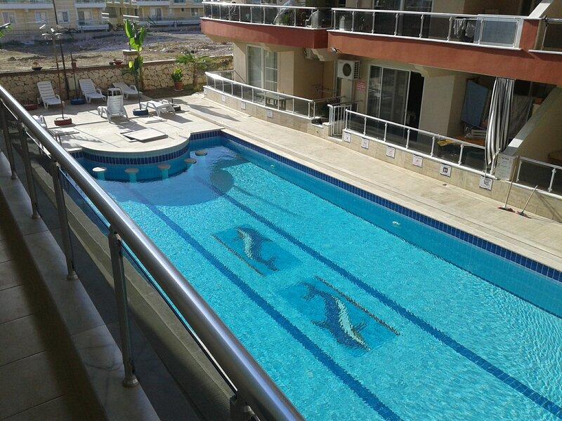 Rent: Nice 2 bedroom apartment close to all amenities, Didim,Turkey (MJ 2020-40) – semesterbostad i Altinkum